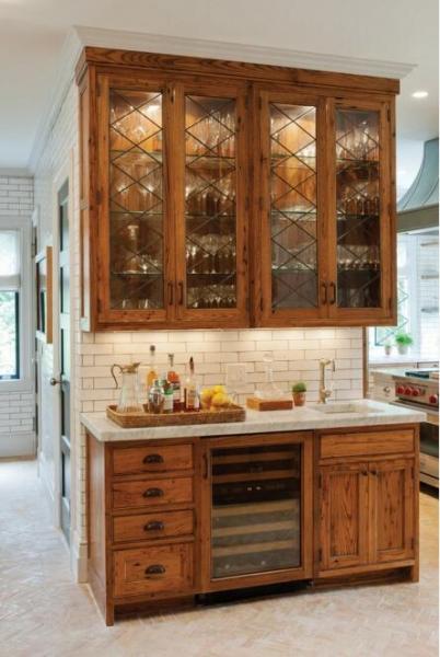 Bar Cabinet 13