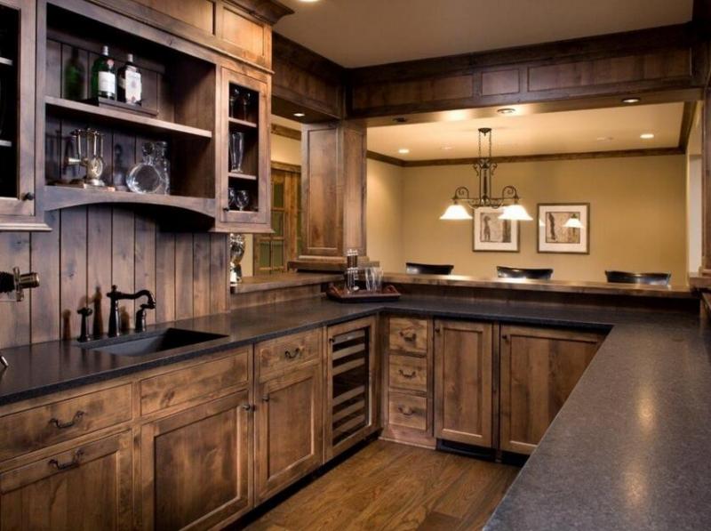Bar Cabinet 14