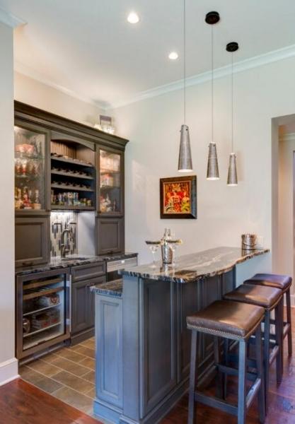 Bar Cabinet 24