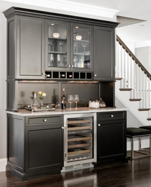 Bar Cabinet 9