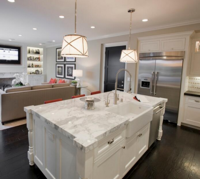 Kitchen Island 34