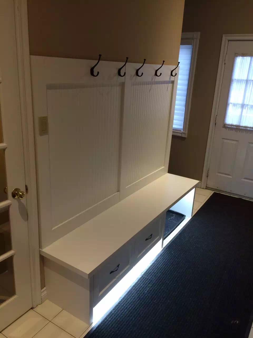Mudroom Bench Picture