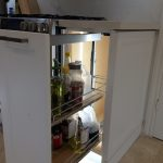 Kitchen cabinet-soft slider picture