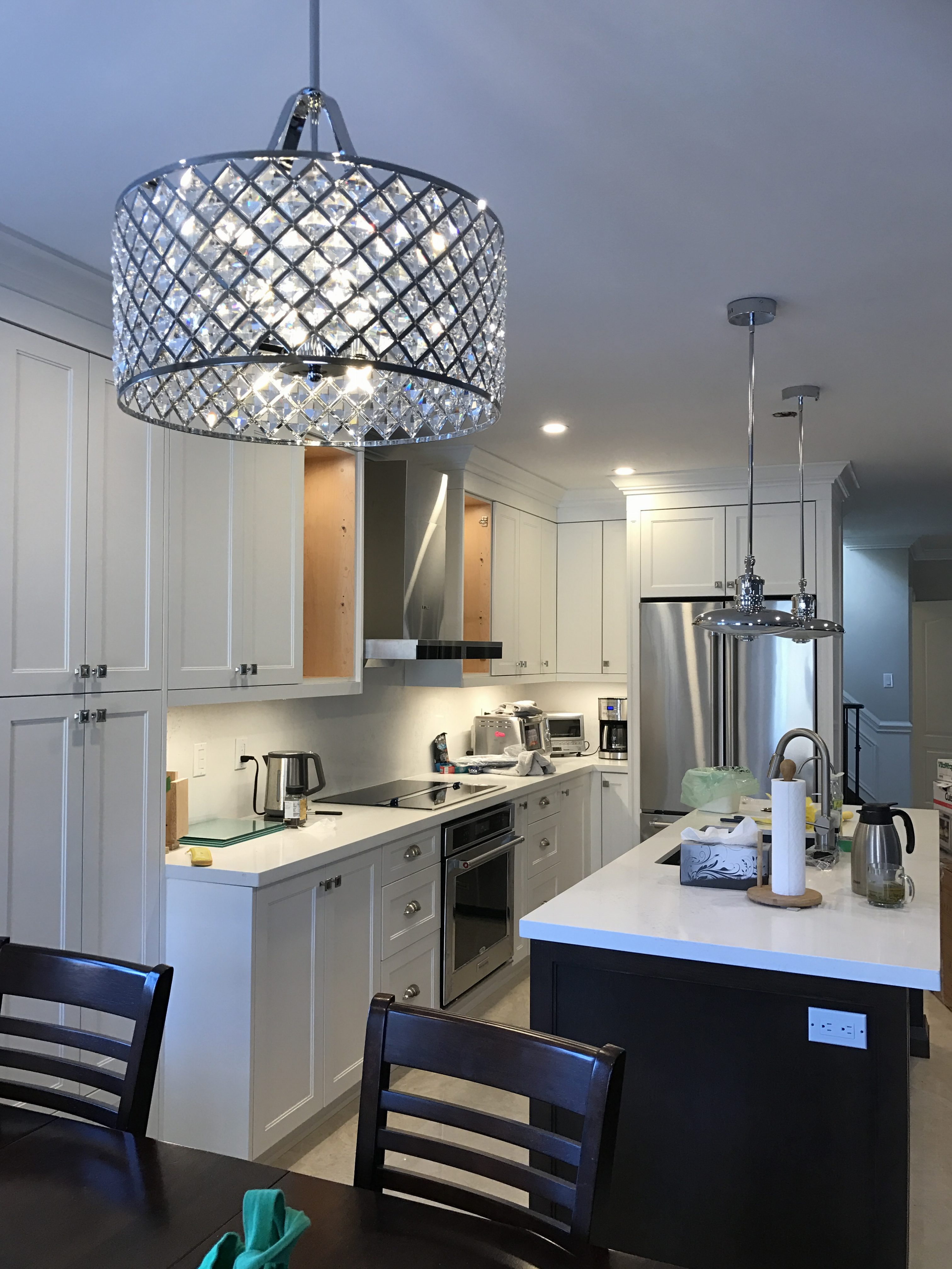 Kitchen cabinetry picture